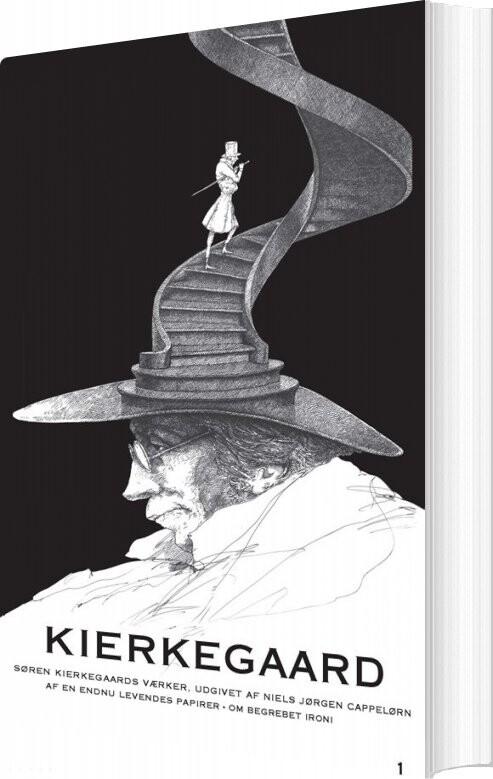 Image of   Af En Endnu Levendes Papirer - Om Begrebet Ironi - Søren Kierkegaard - Bog