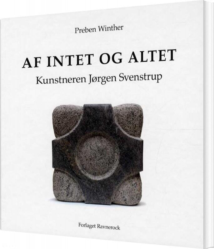 Image of   Af Intet Og Altet - Preben Winther - Bog