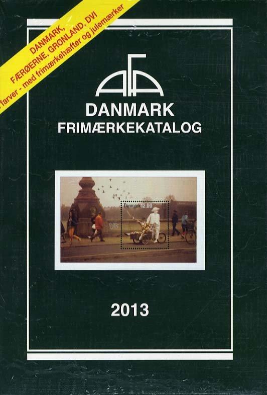 Image of   Afa Danmark 2013 - Bog