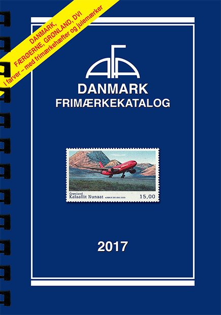 Image of   Afa Danmark 2017 M. Spiral - Afa - Bog