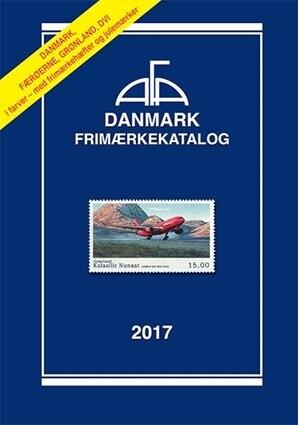 Image of   Afa Danmark 2017 - Diverse - Bog