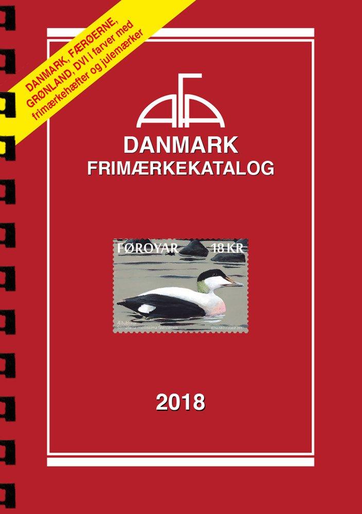 Image of   Afa Danmark 2018 Spiral - Diverse - Bog