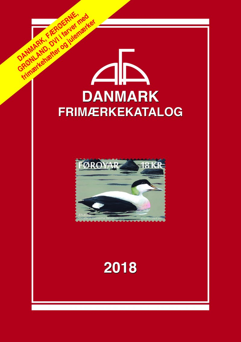 Image of   Afa Danmark 2018 - Bog