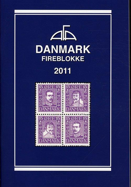 Image of   Afa Fireblokke 2011 - Diverse - Bog