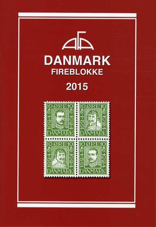 Image of   Afa Fireblokke 2015 - Diverse - Bog