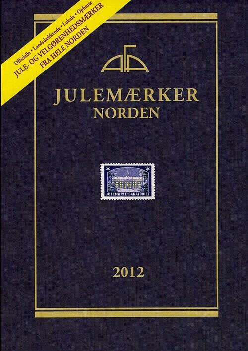Image of   Afa Julemærker Norden 2012 - Diverse - Bog