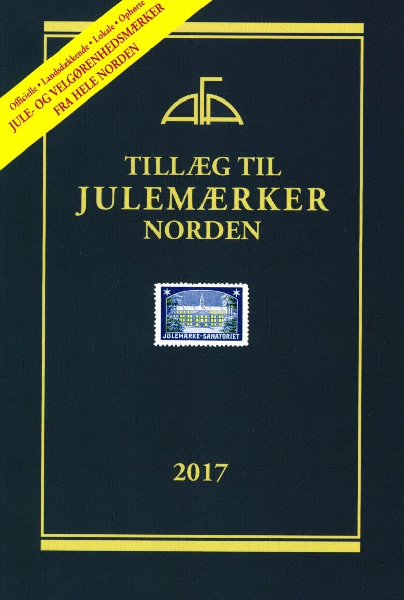 Image of   Afa Julemærker Tillæg 2017 - Bog