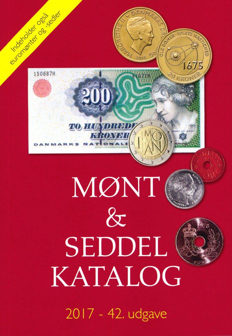 Image of   Afa Møntkatalog 2017 - Diverse - Bog