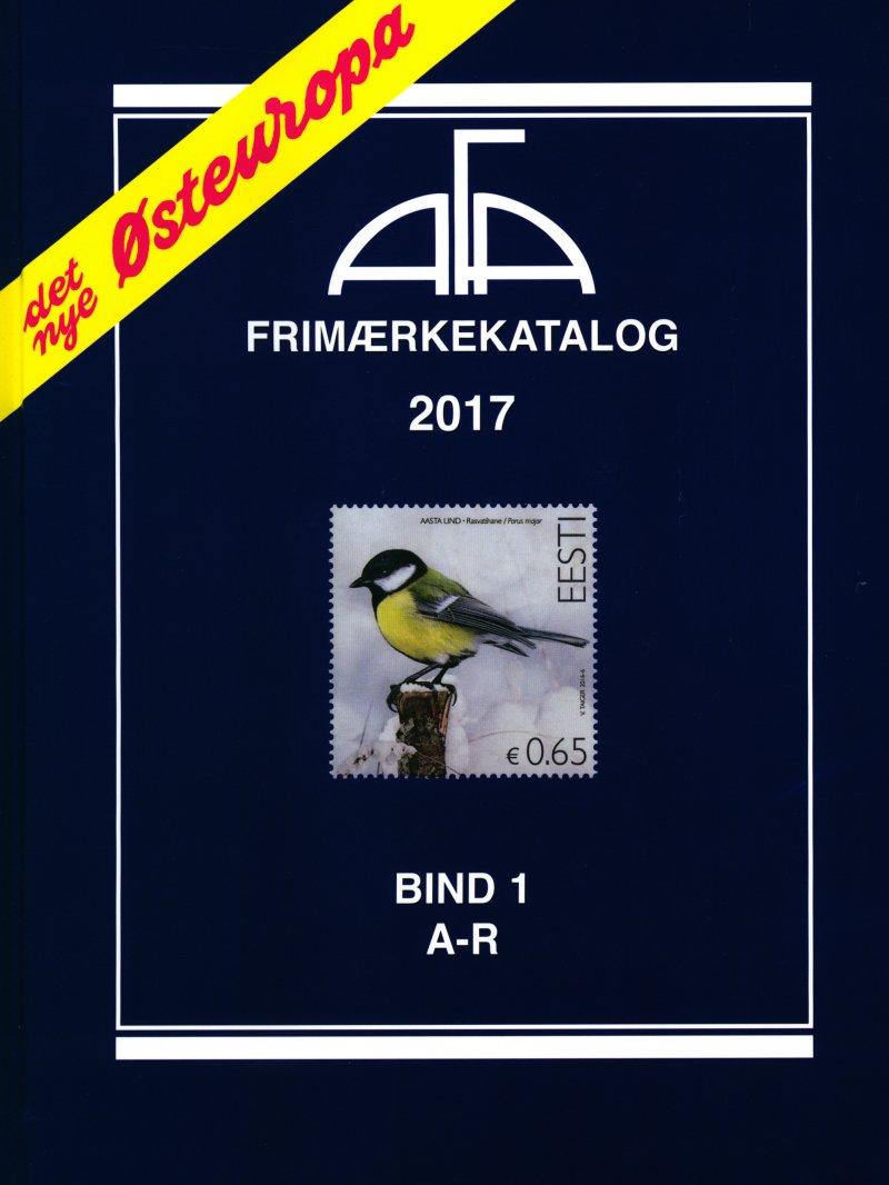 Image of   Afa østeuropa 2017 Bind 1 - Diverse - Bog