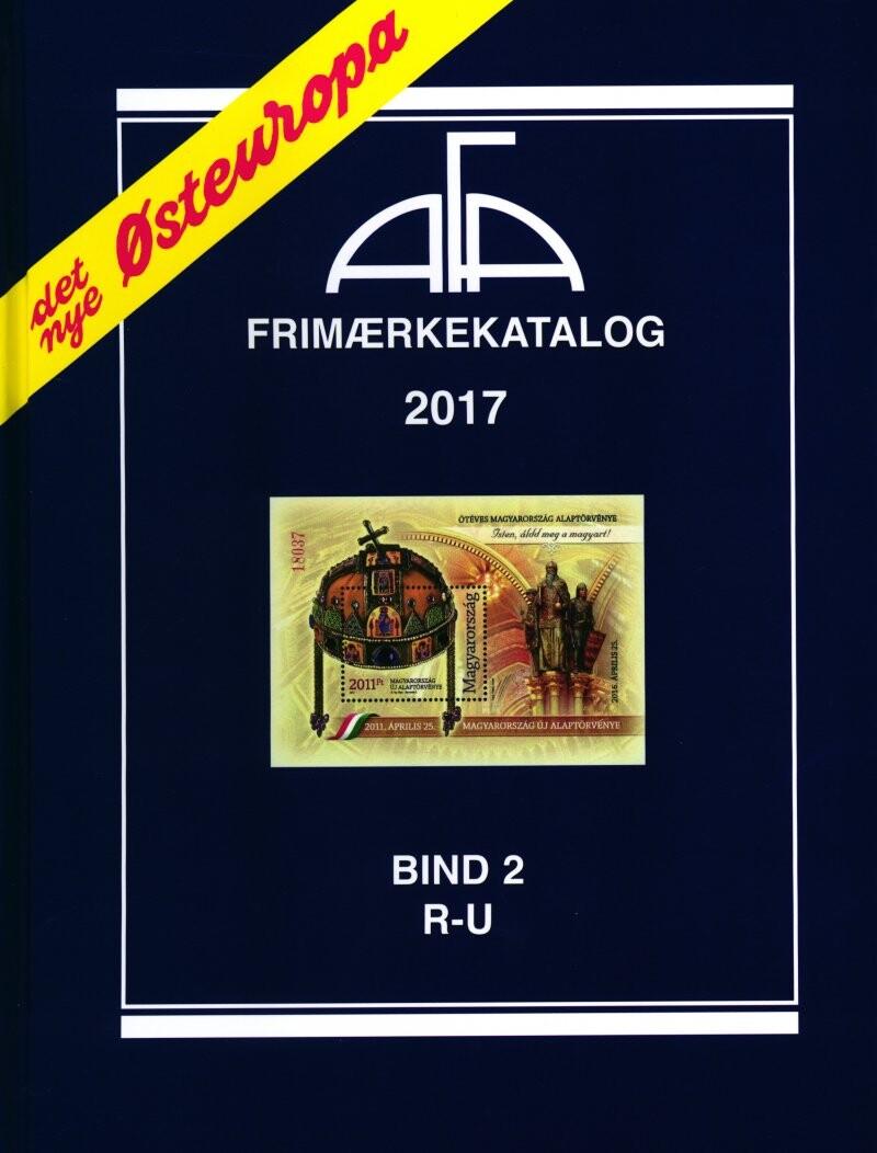 Image of   Afa østeuropa 2017 Bind 2 - Diverse - Bog