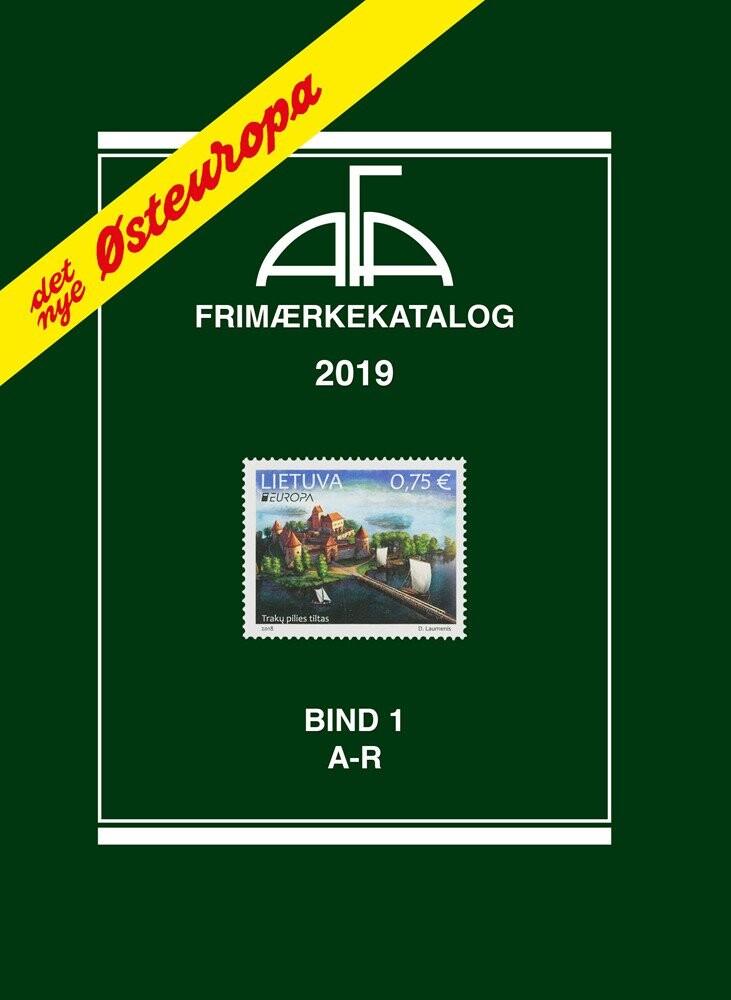 Image of   Afa østeuropa 2019 - Bind 1 - Diverse - Bog