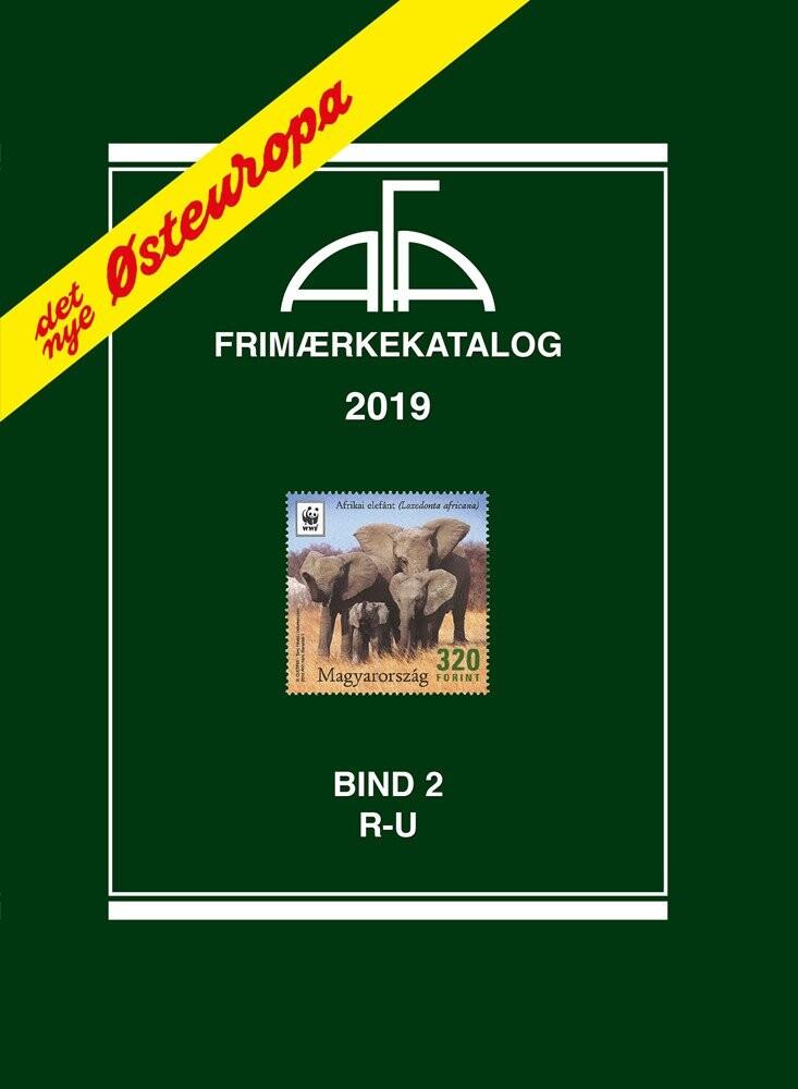 Image of   Afa østeuropa 2019 - Bind 2 - Diverse - Bog