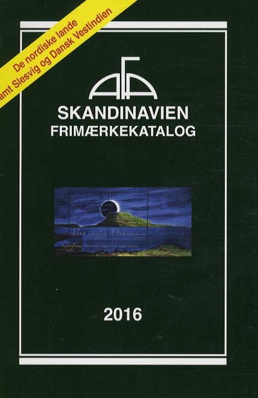 Image of   Afa Skandinavien 2016 M. Spiral - Diverse - Bog