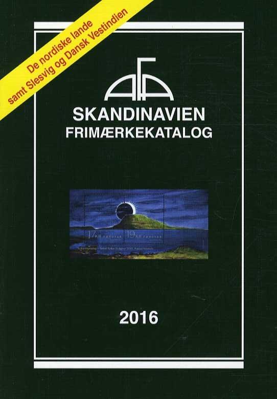 Image of   Afa Skandinavien 2016 - Diverse - Bog