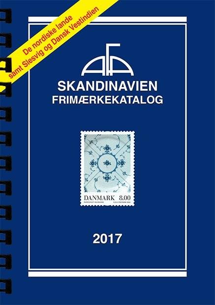 Image of   Afa Skandinavien 2017 M. Spiral - Bog