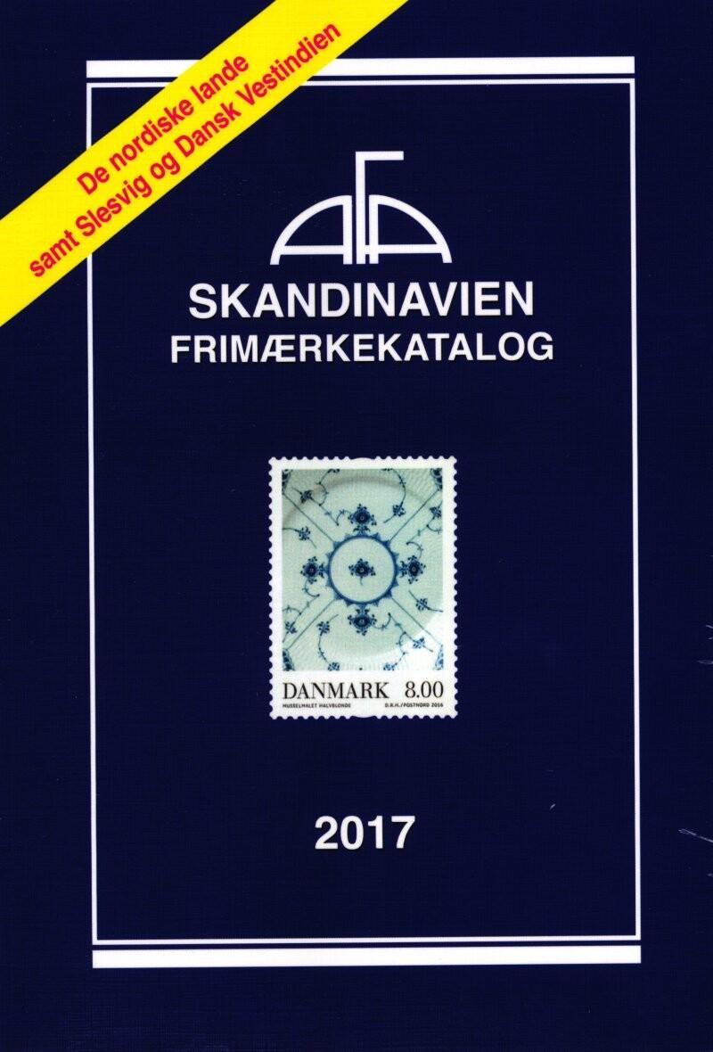 Image of   Afa Skandinavien 2017 - Diverse - Bog
