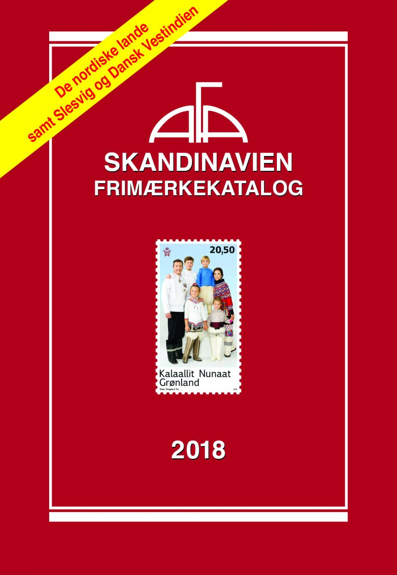 Image of   Afa Skandinavien 2018 - Bog