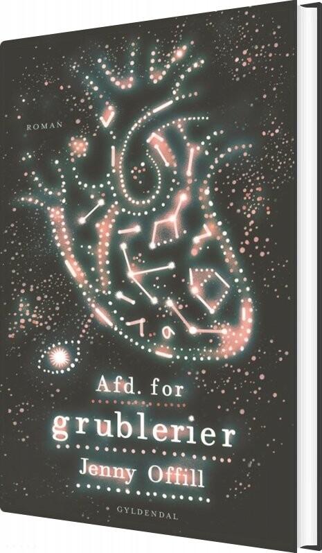 Image of   Afd. For Grublerier - Jenny Offill - Bog