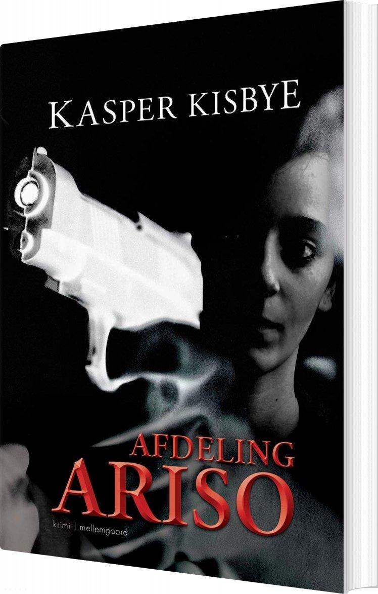 Image of   Afdeling Ariso - Kasper Kisbye - Bog