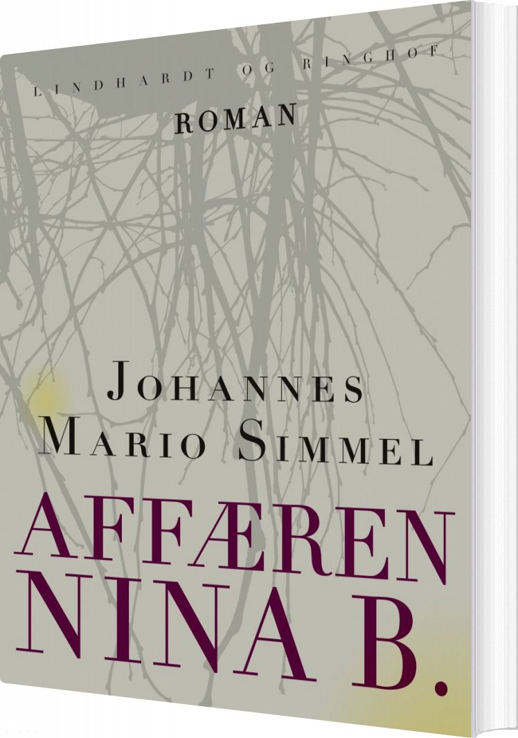 Billede af Affæren Nina B - Johannes Mario Simmel - Bog