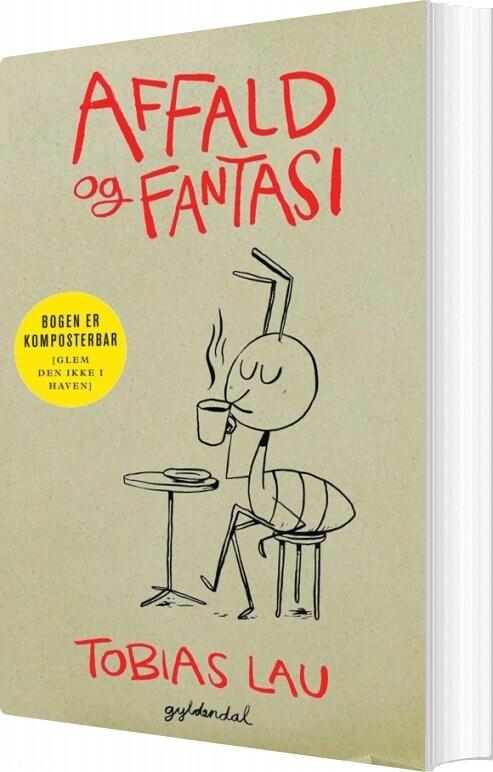 Image of   Affald Og Fantasi - Tobias Lau - Bog