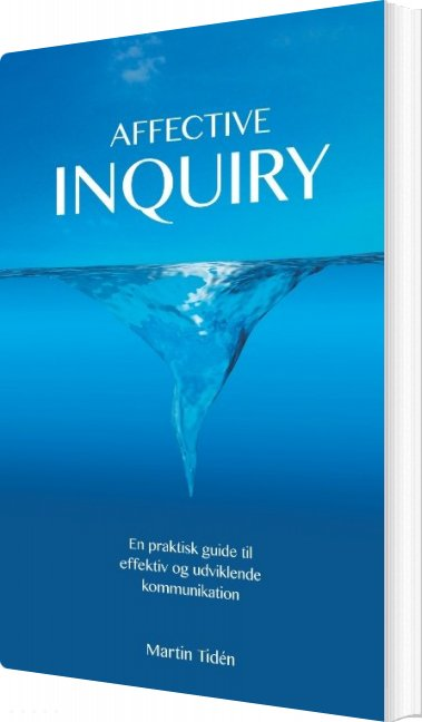 Image of   Affective Inquiry - Martin Tidén - Bog
