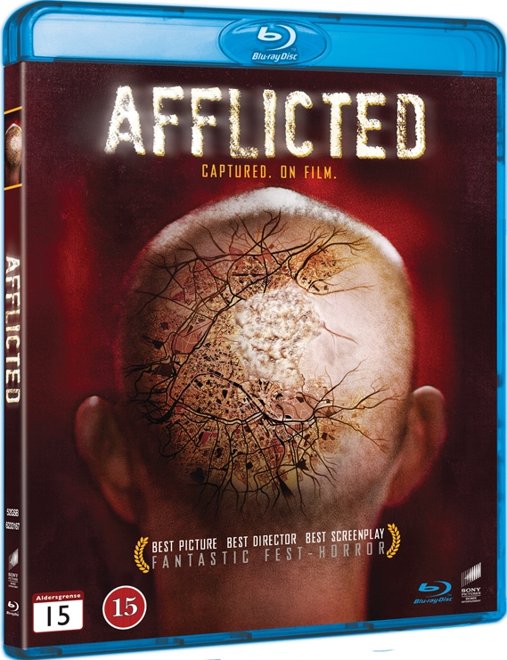 Image of   Afflicted - Blu-Ray