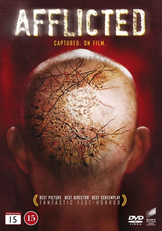 Image of   Afflicted - DVD - Film