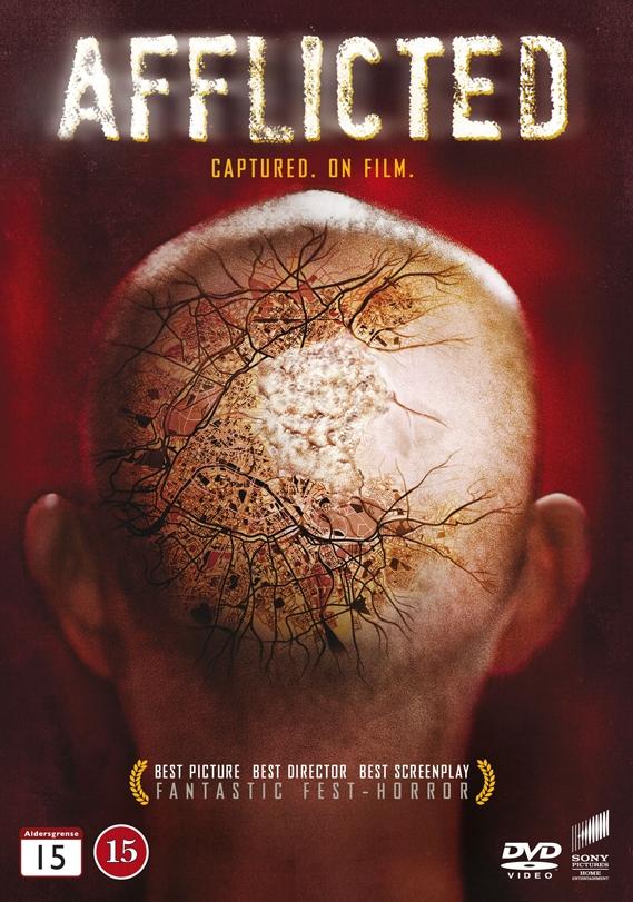 Billede af Afflicted - DVD - Film