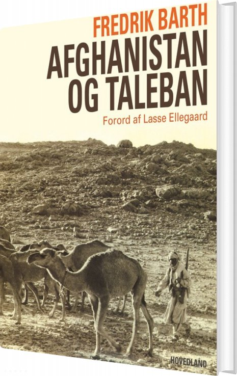 Image of   Afghanistan Og Taleban - Fredrik Barth - Bog