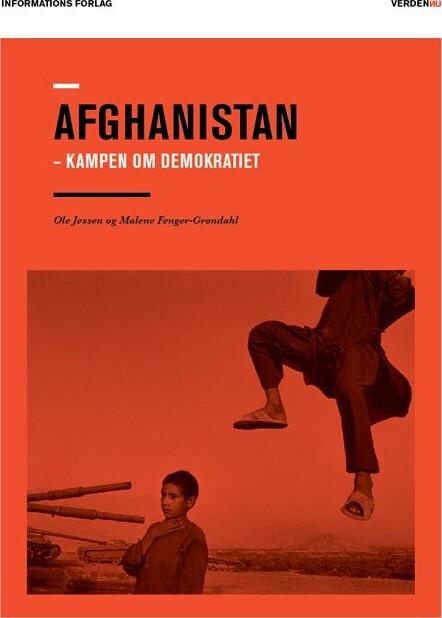 Afghanistan - Malene Fenger-grøndahl - Bog