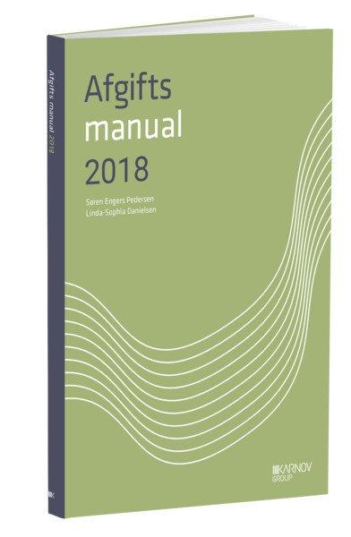 Image of   Afgiftsmanual 2018 - Søren Engers - Bog