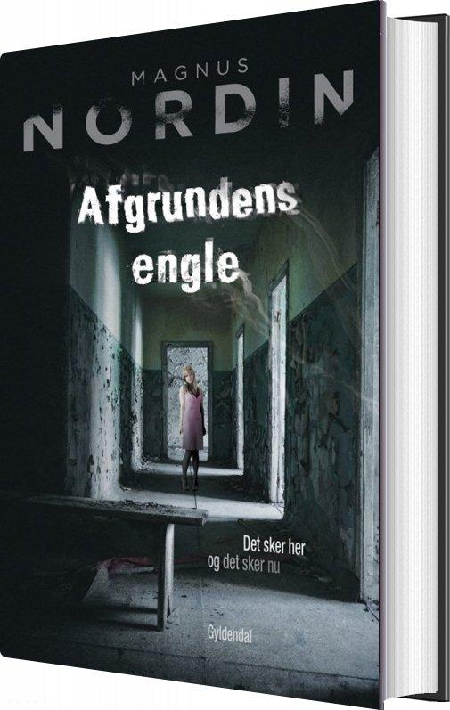 Image of   Afgrundens Engle - Magnus Nordin - Bog