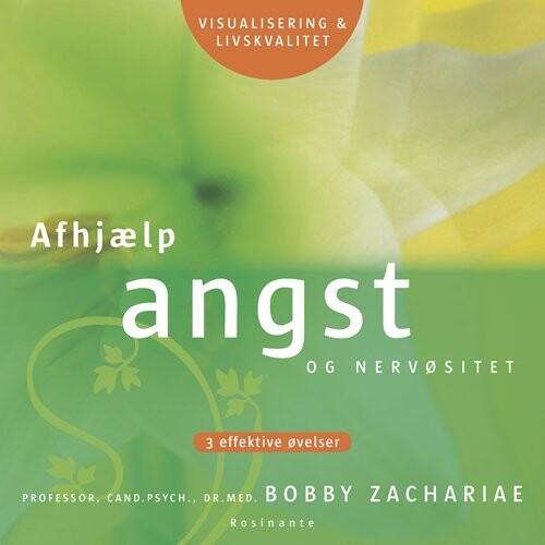 Image of   Afhjælp Angst Og Nervøsitet - Bobby Zachariae - Cd Lydbog