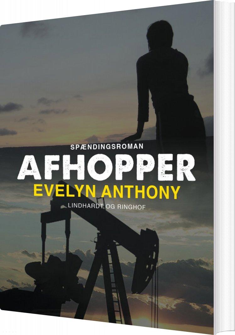 Billede af Afhopper - Evelyn Anthony - Bog