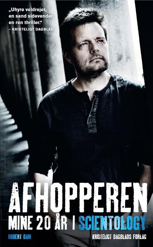 Image of   Afhopperen - Robert Dam - Bog