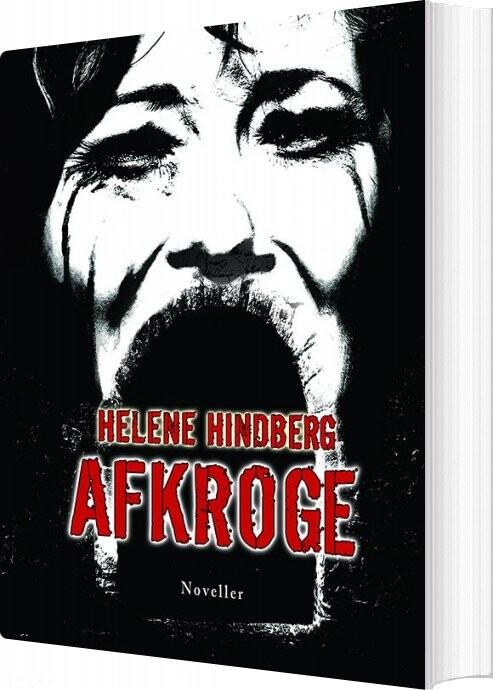 Image of   Afkroge - Noveller - Helene Hindberg - Bog