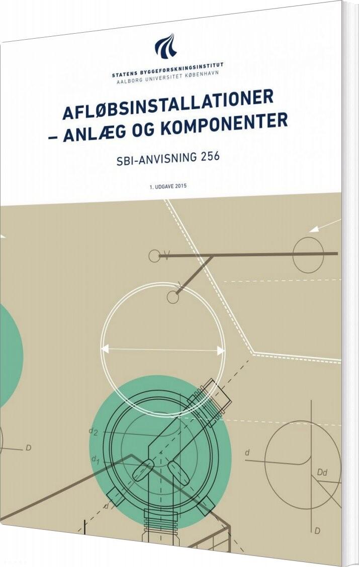 Image of   Afløbsinstallationer - Erik Brandt - Bog
