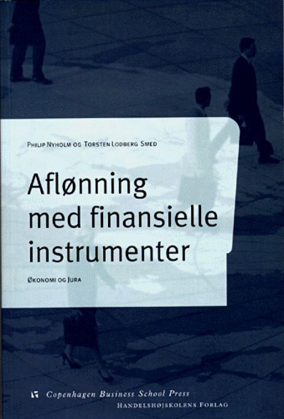 Image of   Aflønning Med Finansielle Instrumenter - Nyholm P - Bog