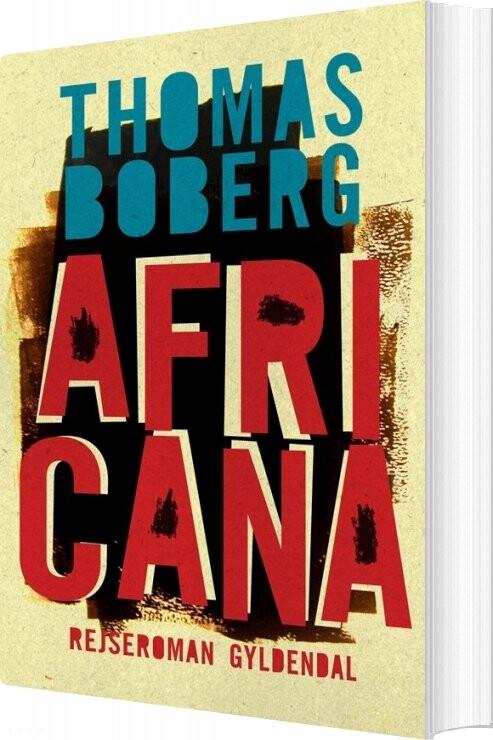 Image of   Africana - Thomas Boberg - Bog