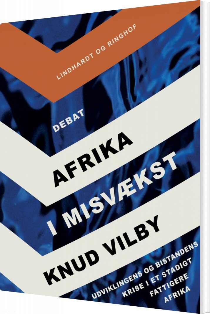 Image of   Afrika I Misvækst - Knud Vilby - Bog