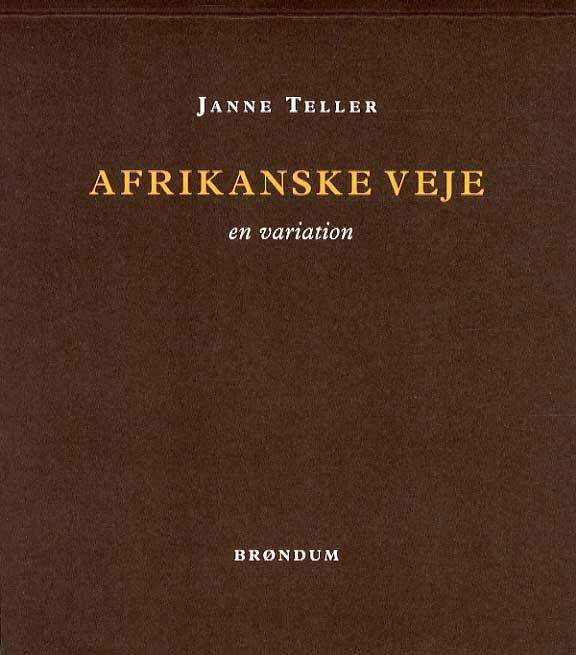 Billede af Afrikanske Veje - Janne Teller - Bog