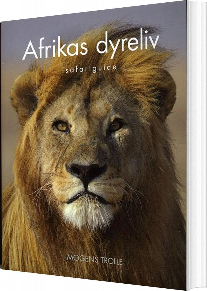 Image of   Afrikas Dyreliv - Mogens Trolle - Bog