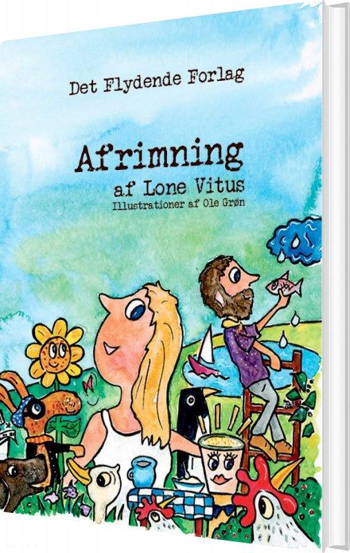 Afrimning - Lone Vitus - Bog