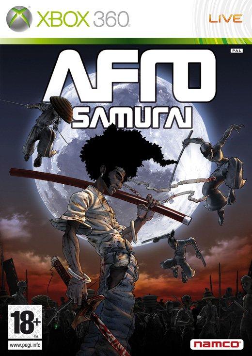Image of   Afro Samurai - Xbox 360