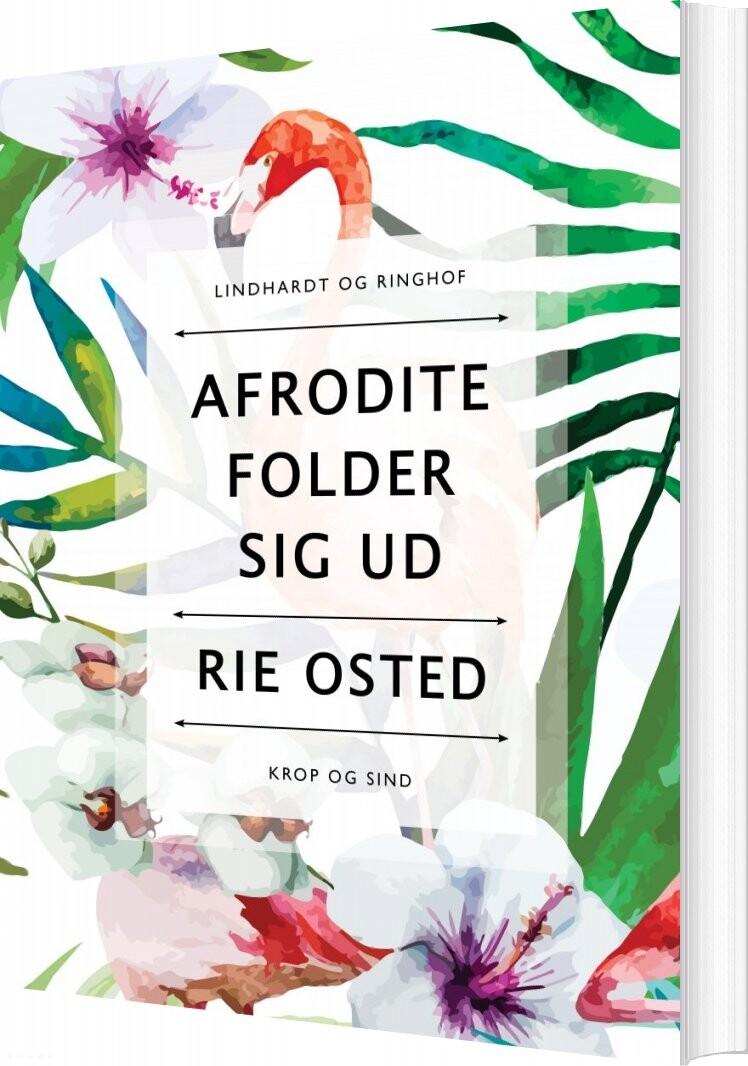 Image of   Afrodite Folder Sig Ud - Rie Osted - Bog