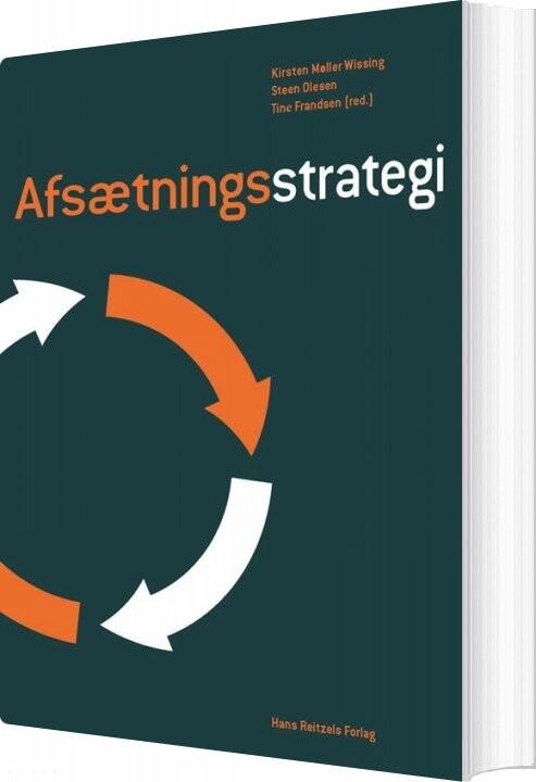 Image of   Afsætningsstrategi - Steen Olesen - Bog