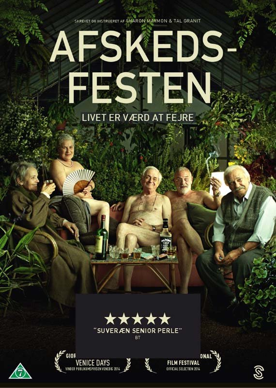 Image of   Afskedsfesten / The Farewell Party - DVD - Film