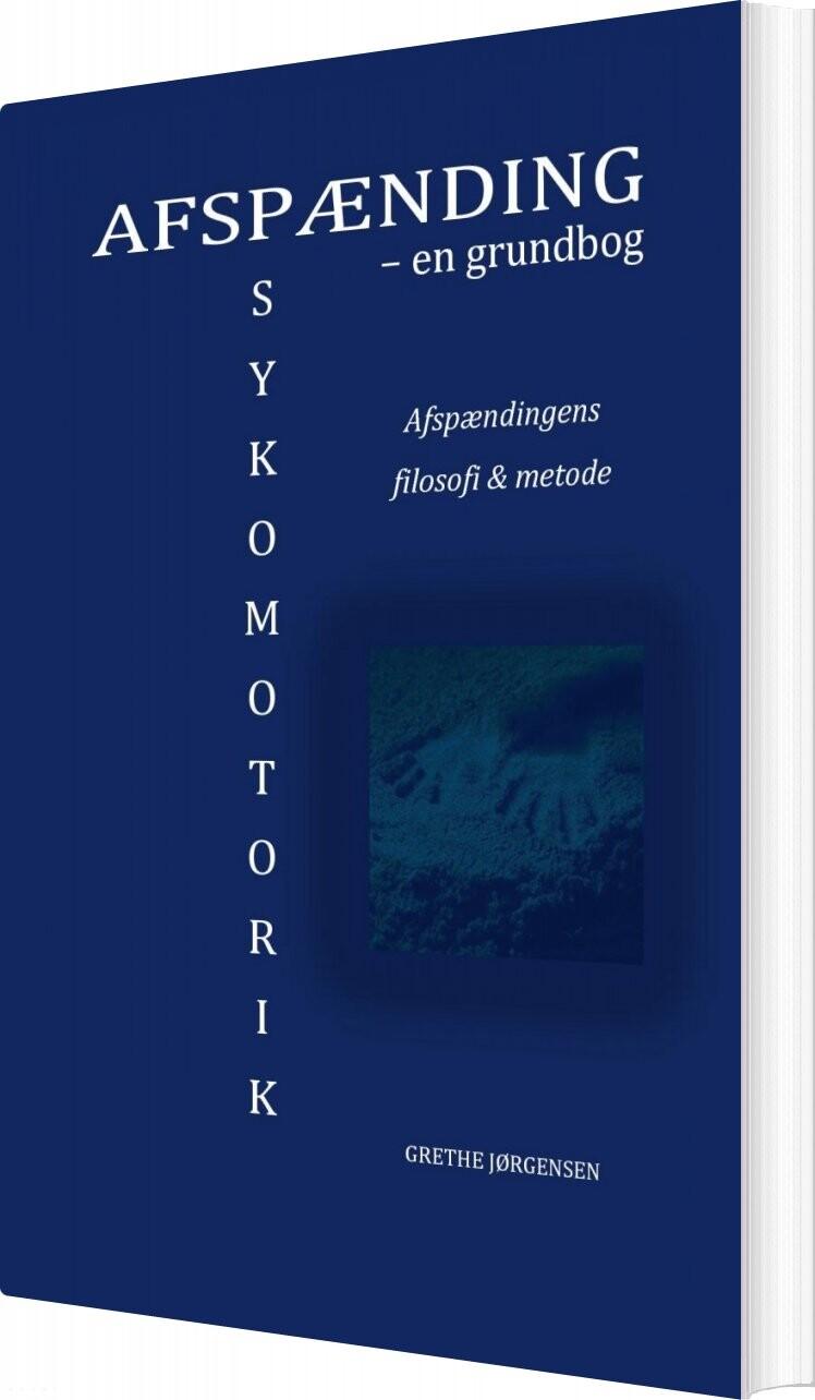 Billede af Afspænding En Grundbog - Grethe Jørgensen - Bog
