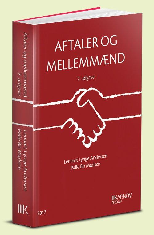 Image of   Aftaler Og Mellemmænd - Lennart Lynge Andersen - Bog